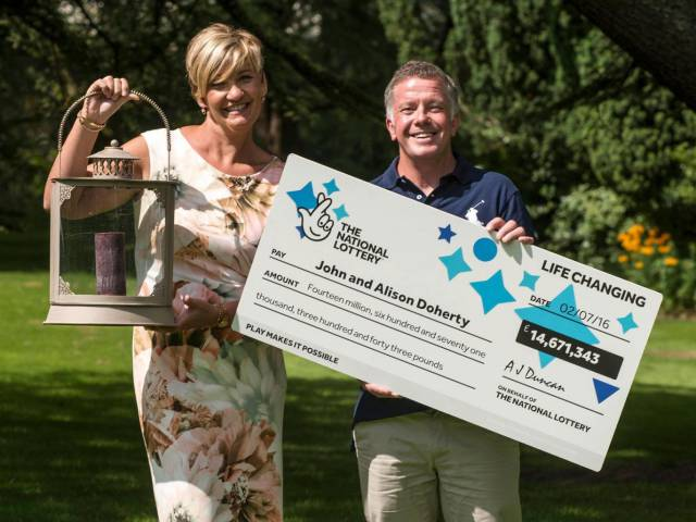 Why A Plumber Who Won $18M Returned To Work Just Two Days After Winning