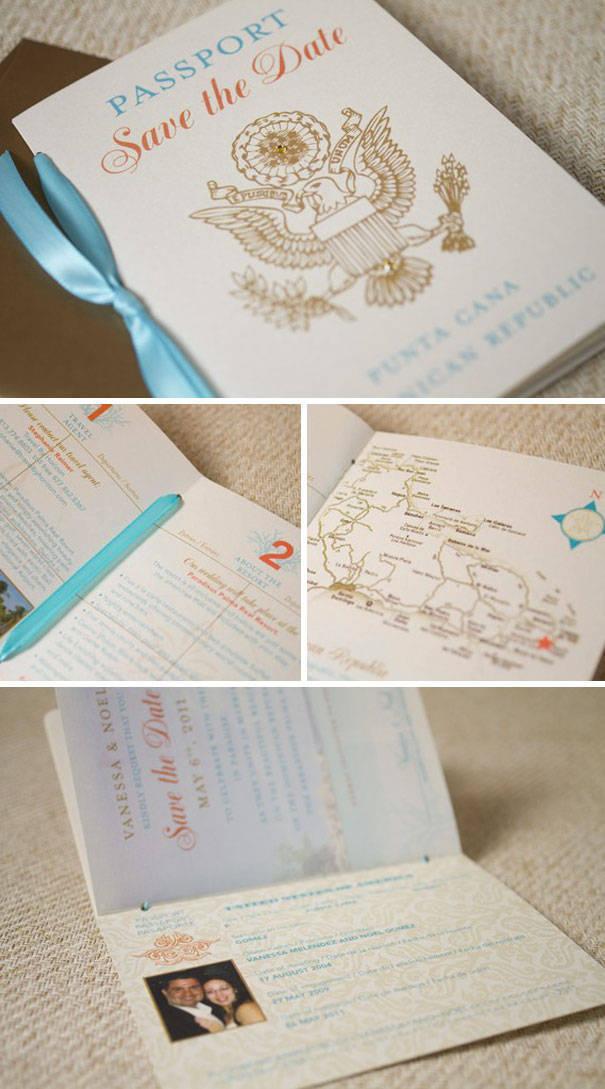 Fun And Ingenious Wedding Invitations