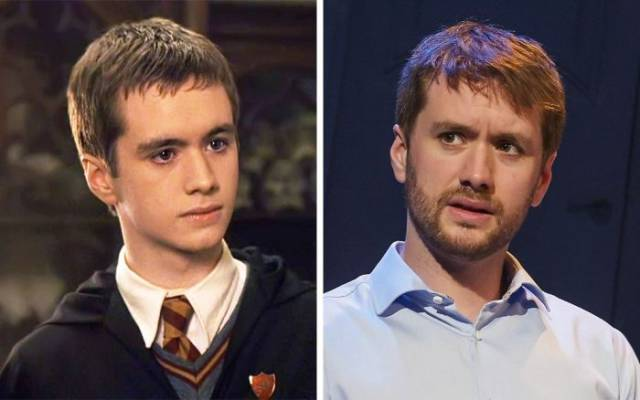 How Harry Potter Cast Looks Like Today