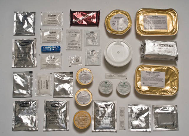Soldiers' Field Rations From Around The World