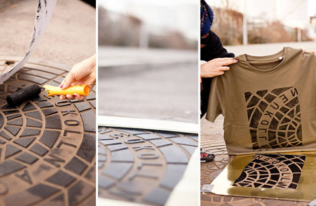 You'll Be Surprised To Find Out What These Berlin Artists Use To Create T-Shirt And Bags Designs
