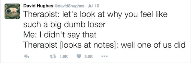 David Hughes Is Probably The Funniest Guy On Twitter