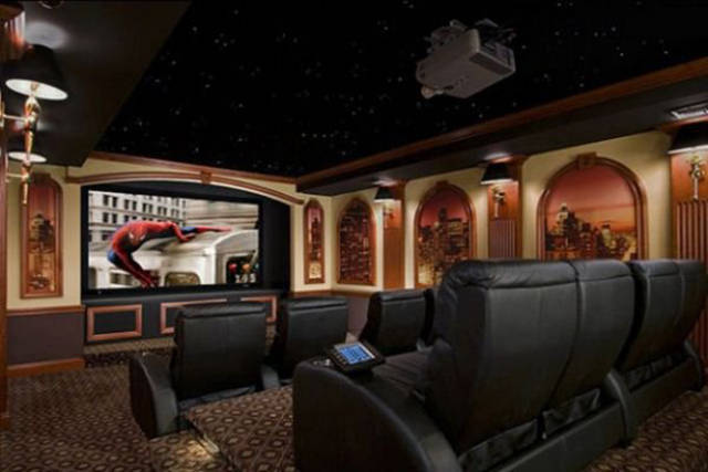 Kickass Home Theaters That Will Leave You Speechless
