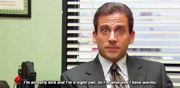 "Michael Scott Is The One Who Makes ""The Office"" This Awesome"