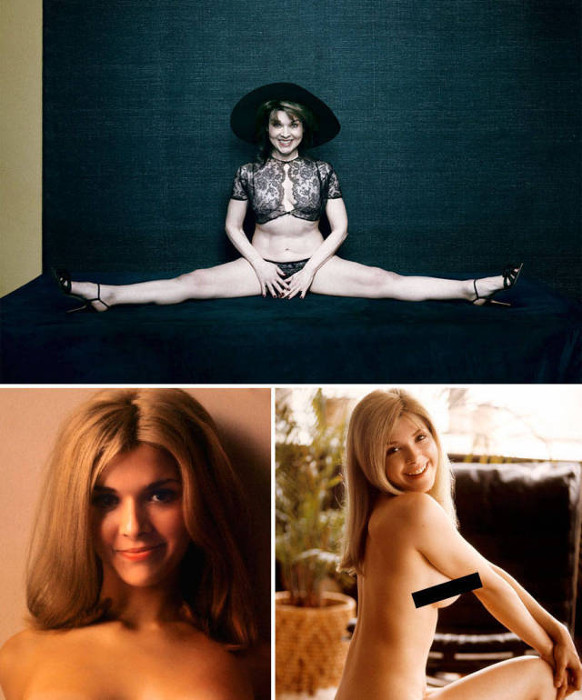 This How Playboy Models Photographed Up To 60 Years Ago Look Today