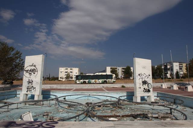 What Athens Olympic 2004 Venues Look Like Now