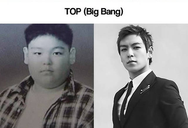 Photos Of Young Celebrities When They Weren't That Attractive As They Are Now