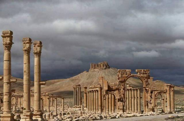 Syria Was Such A Beautiful Place Before The War