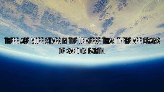 Astonishing Space Facts You Have To Know