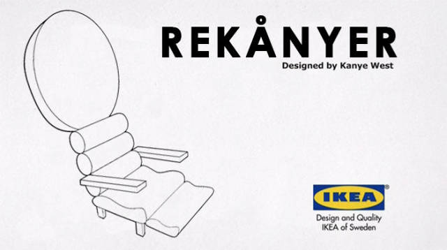 Photoshoppers Joined The Game After IKEA Trolled Kanye West