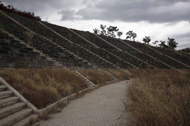 A Look At The Abandoned Olympic Venues From Around The World