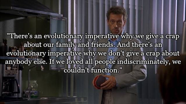 Best Quotes From The Wisest And The Most Sarcastic Man On Earth Gregory House