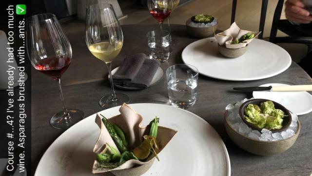 Regular Person Eats at Michelin Starred Restaurant