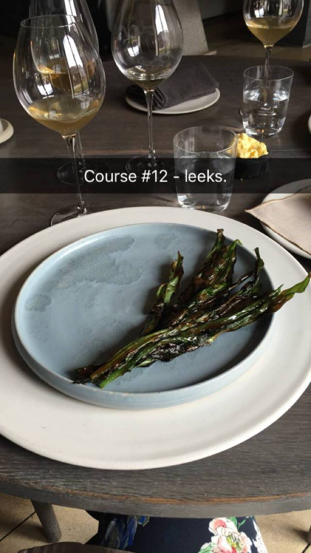 Regular Person Eats at Michelin Starred Restaurant