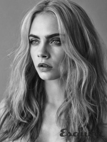 """Cara Delevingne From """"Suicide Squad"""" Shows Some Skin"""