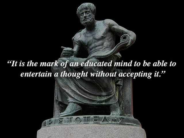 Great Aristotle's Quotes That Are Quite Applicable Nowadays