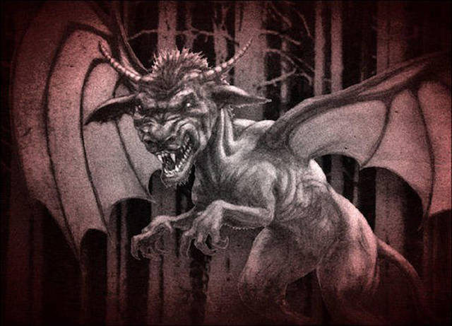 Scary North American Monsters From Mythology