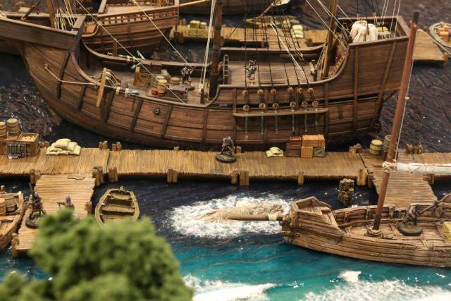 This Amazing Fantasy Diorama Is Totally Jaw-Dropping