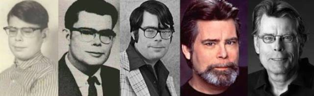 Aging Timeline Of Different Celebrities