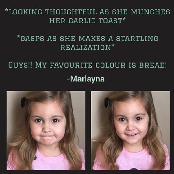 Funny And Cute Things That Children Actually Said