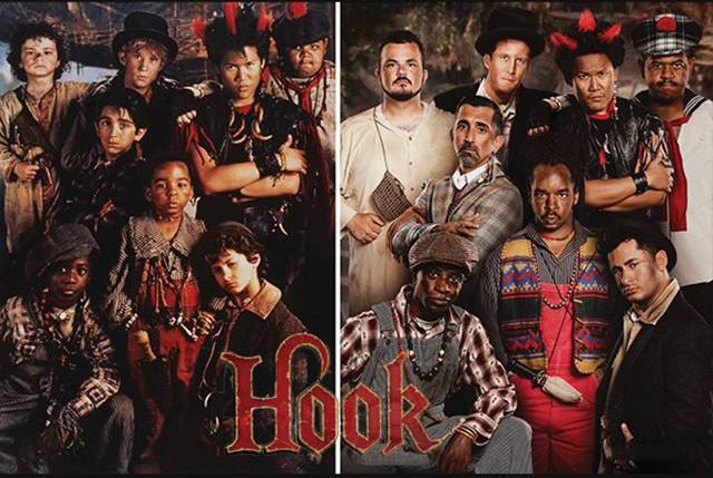 """Lost Boys From """"Hook"""" Come Together 25 Years Later"""