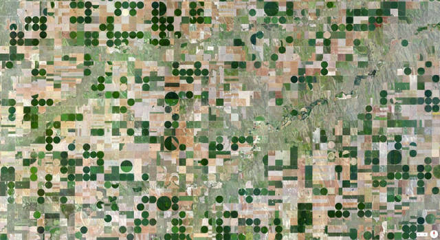 30 Amazing Satellite Photos That Show the Beauty of Earth