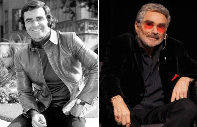 How The Famous Actors From The 70s Looked Back Then vs Now