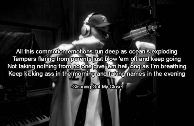 Memorable Lines From Eminem's Songs That Make Him One Of The Greatest Rappers Of All Time