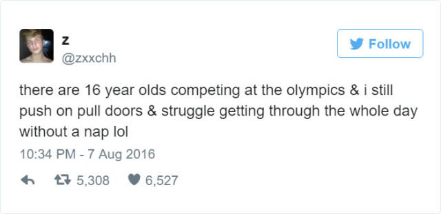 These Tweets About The Rio Olympics Will Crack You Up