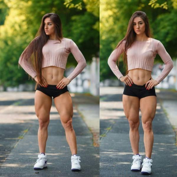 Funny Reaction Of Joe Rogan To Photos Of Ukrainian Fitness Model