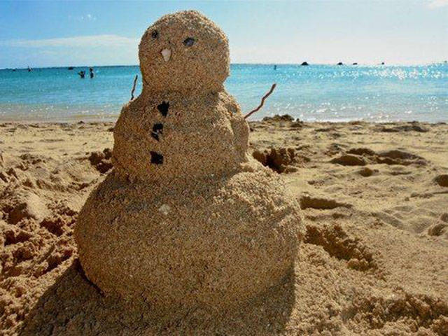 Funny Beach Pics That Remind Us All Why We Love Summer