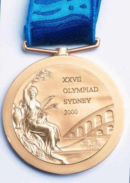 Beijing 2008 Olympic Games Mount Olympus Meets the Middle
