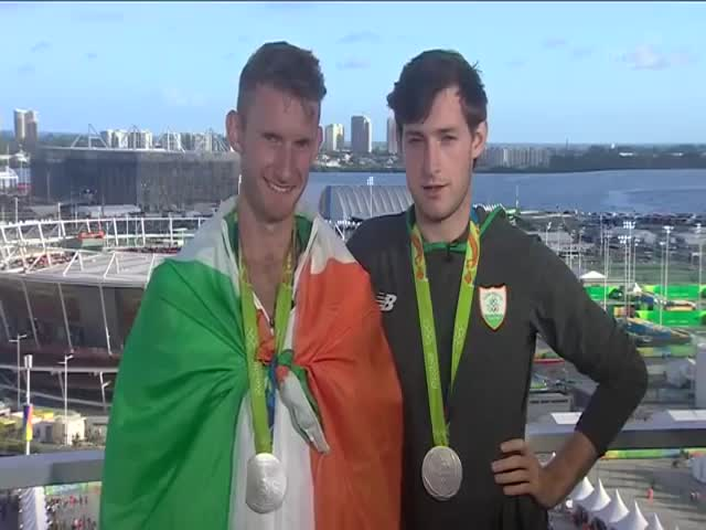 Interview With The Irish Olympians Who Won Silver In Double Sculls