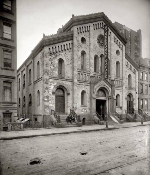 Black And White Photos Of New York 100 Years Ago