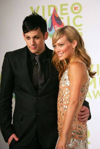 Joel madden dating hilary duff 5