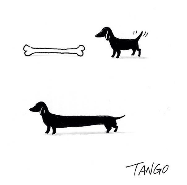 Extremely Witty Cartoons That Amaze With Their Incredible Simplicity