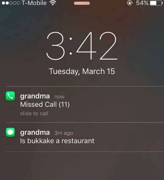 These Grandparents Win At Texting Hands Down