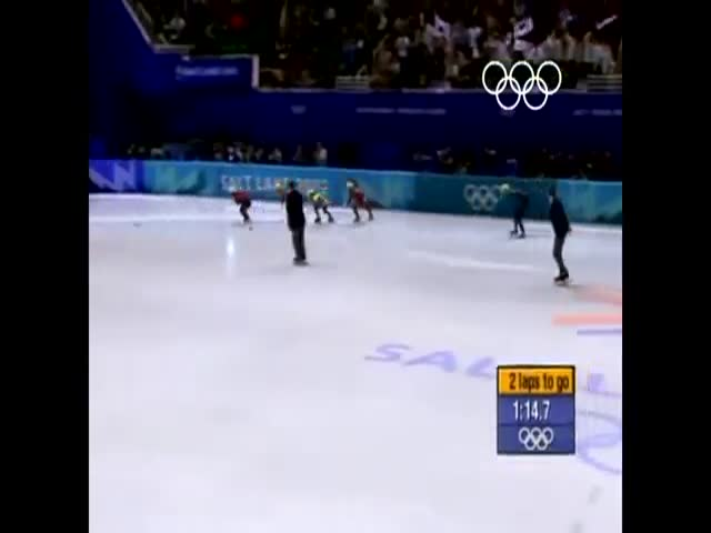One Of The Amazing Wins In The History Of Winter Olympics