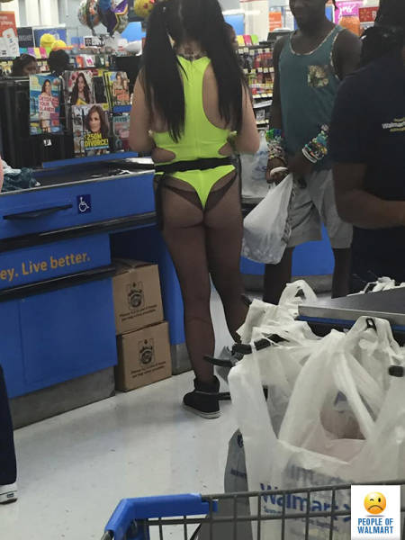 Epic Clothing Fails Brought To You By People Of Walmart