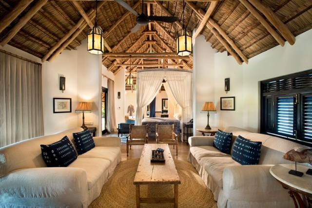 Mozambique Small Hotel On An Island Beautifully Redesigned