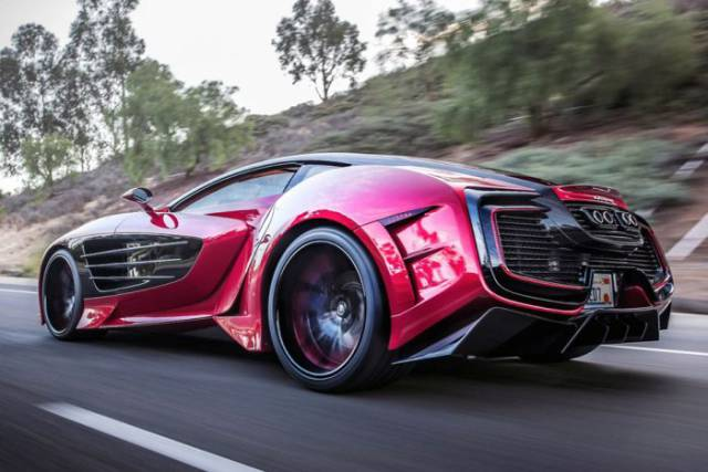 World's Most Impressive Cars At Monterey Car Week