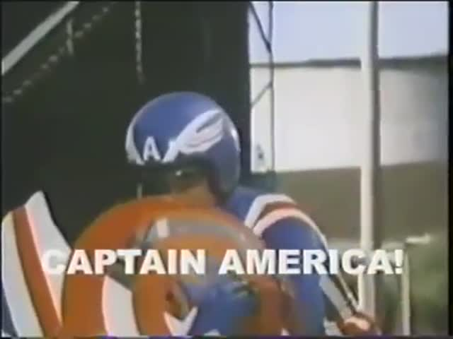 The Avengers' Original Promo From 1978