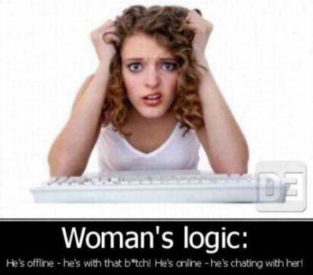 Some Of The Most Frustrating And Hilarious Examples Of Female Logic