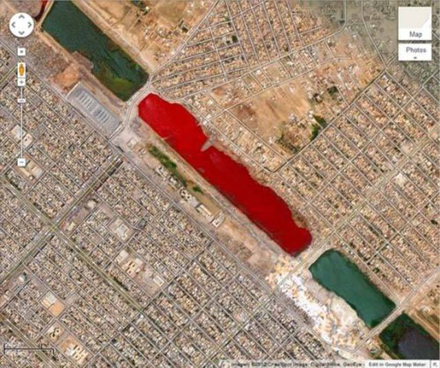 Unbelievable Discoveries Made Using Google Earth