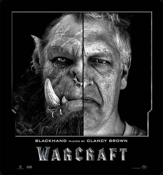 Warcraft Orcs And Actors Who Played Them