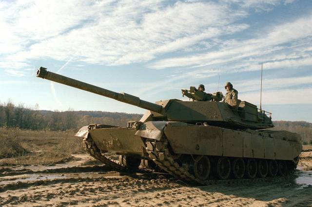 M1 Abrams Tank Is The Most Successful Tank Of All Time