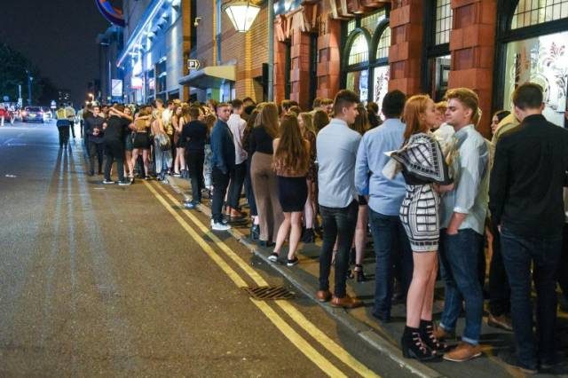 This Is How Students Celebrated Their A Level Results