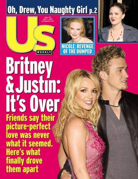 Would Justin Timberlake Just Stop Using Britney Spears For Press Every Time He Needs Attention?!