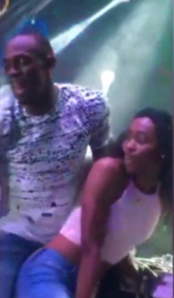 Olympic Legend Usain Bolt Celebrated His Birthday With A Hot Brazilian Student