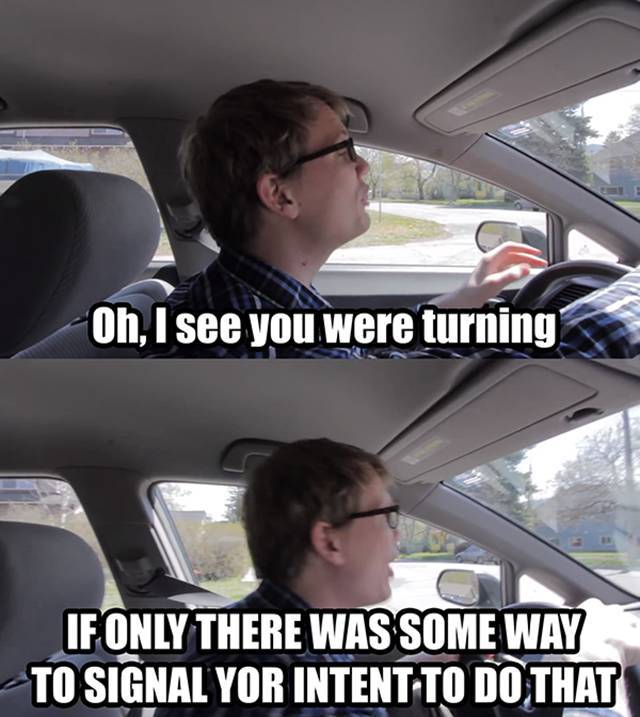 Road Rage Memes Are The Best